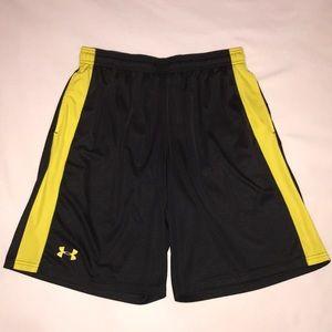 Men's L Under Armour Athletic Shorts